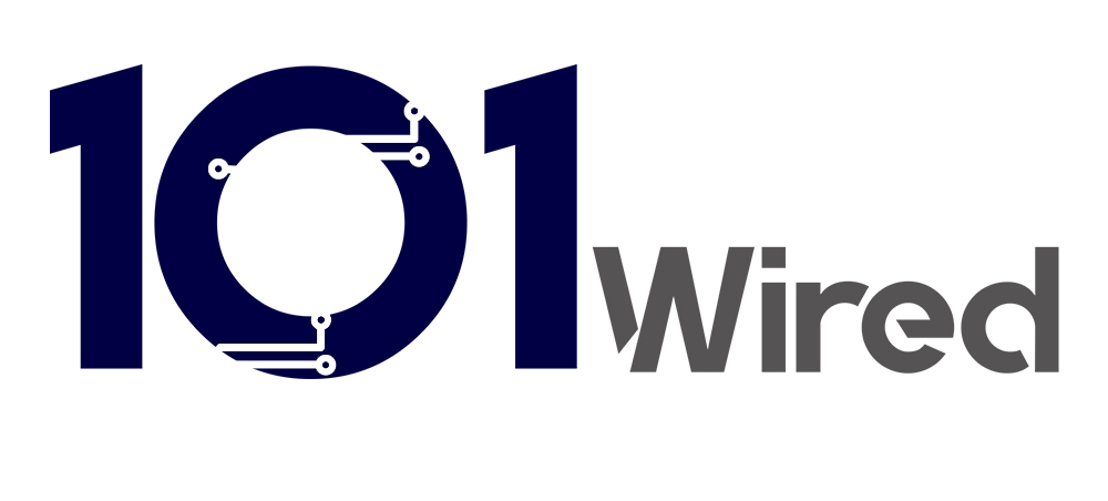 101 wired Logo