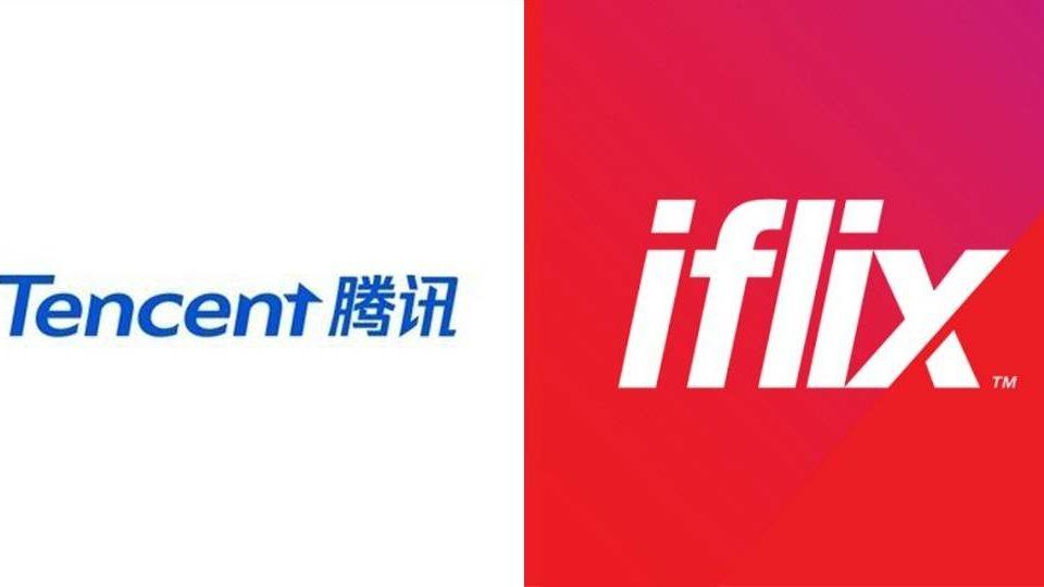 Ilustrasi akuisisi Iflix oleh Tencent untuk memperluas layanan WeTV