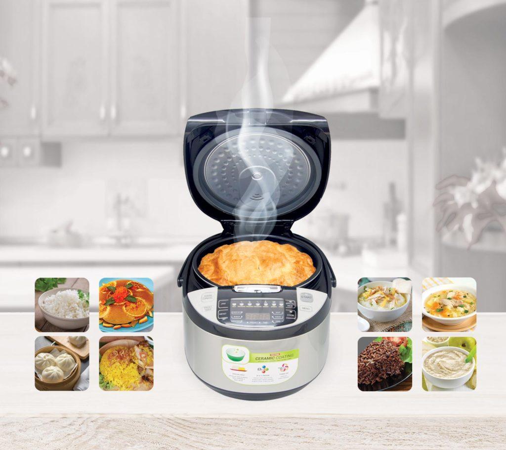 8 Fungsi Memasak Tiara Pot membuat proses memasak lebih cepat dan instan