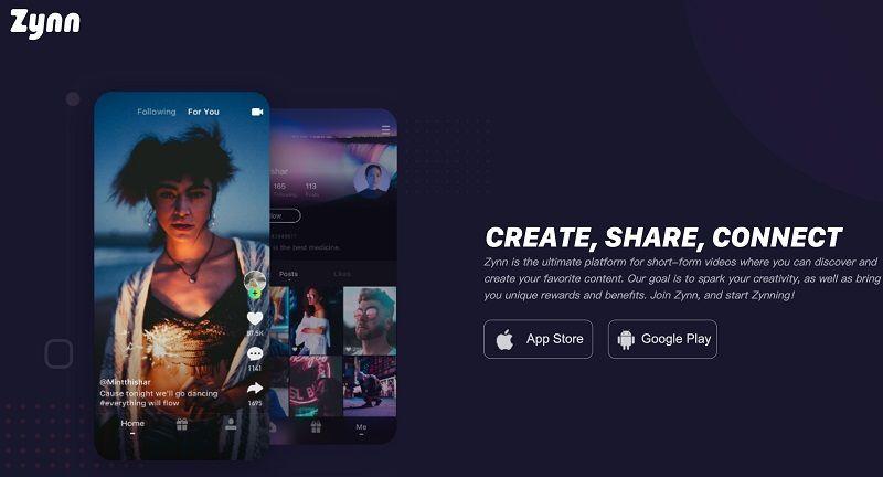 Aplikasi video Zynn yang dihapus oleh Play Store