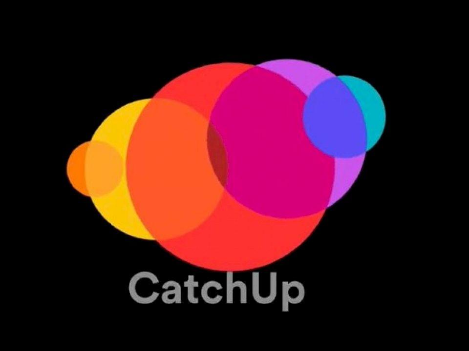 Logo Aplikasi Catch Up keluaran Facebook