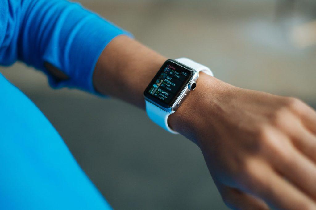 Ilustrasi Apple Smartwatch yang banyak mengalami pembaruan tahun ini