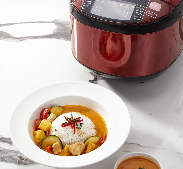 Polytron Tiara Pot bisa membuat beragam masakan dari satu bahan dalam sekejap