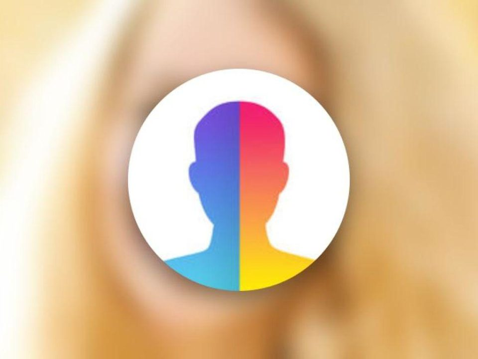 Logo Aplikasi Hiburan FaceApp