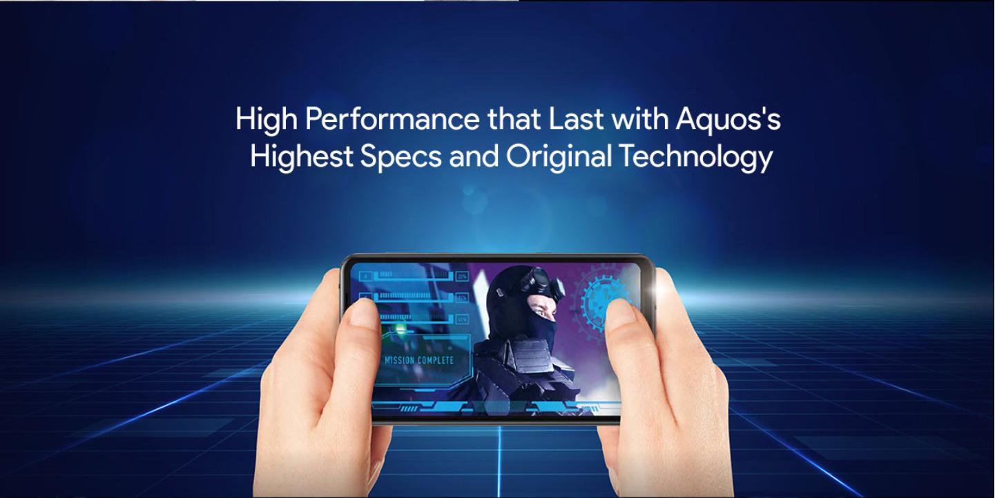 aquos r3 high performance