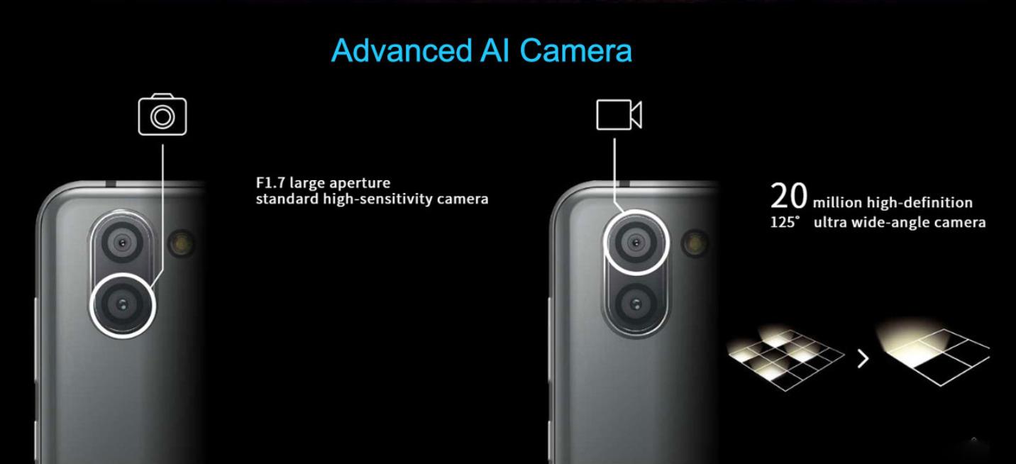 Aquos R3 AI Camera